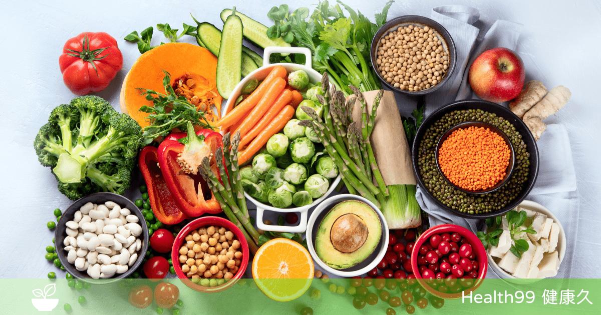 You are currently viewing 新研究發現:低脂+素食,這麼吃不限食量還減肥,更能提高代謝?