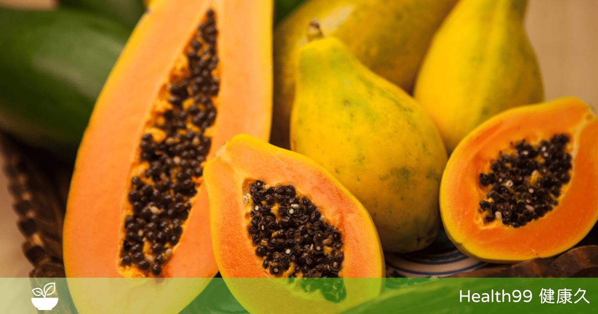 You are currently viewing 【飲食營養】木瓜的功效與作用!木瓜的營養價值以及禁忌你一定要知道!