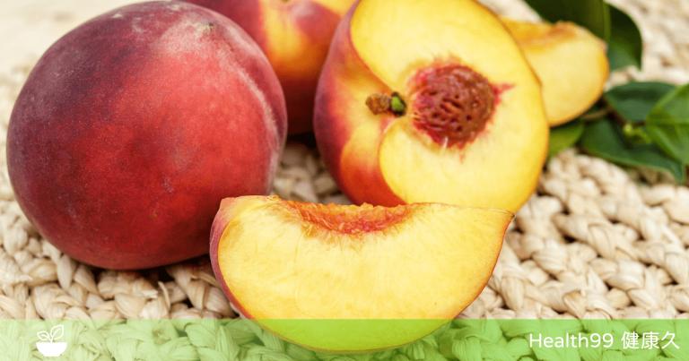 Read more about the article 吃桃子的好處!桃子有這四大營養價值!但是幾類人卻不適合吃太多!