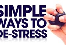 De-stressing