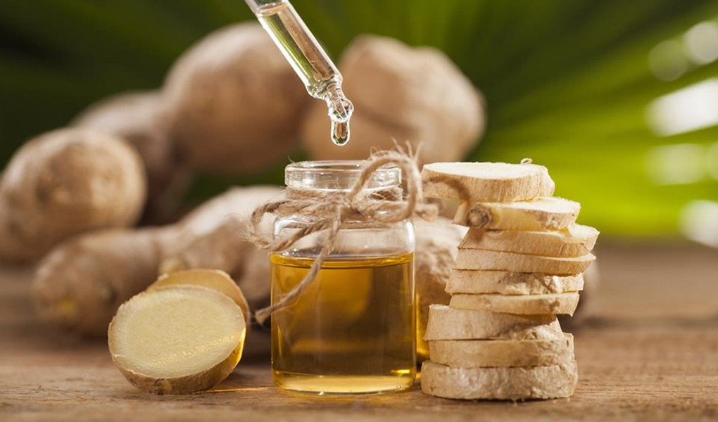 Use Ginger and Apple Cider Vinegar to Treat Heartburn
