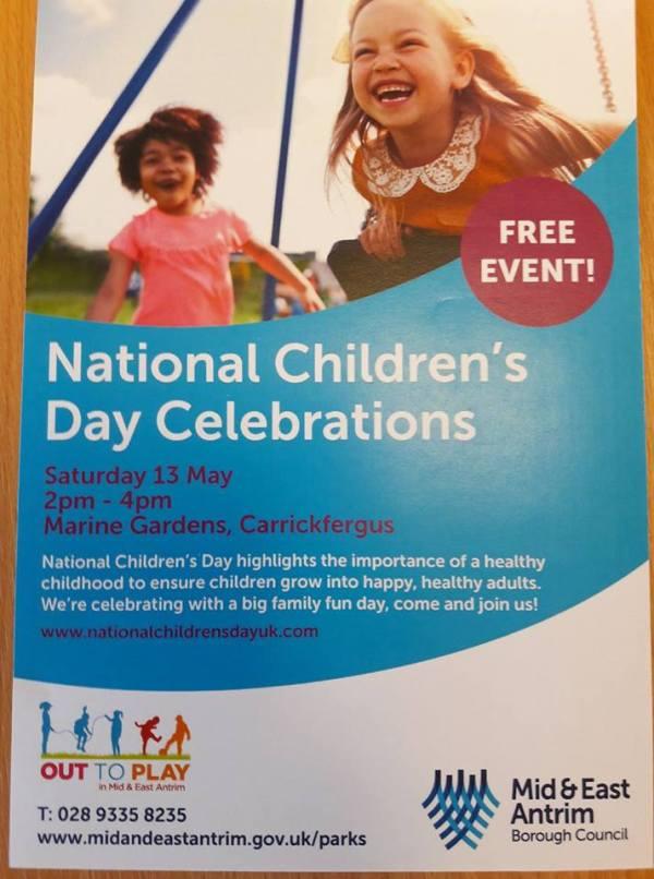 National Children's Day Celebration Event   NICHI Health ...