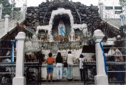 Grotto, Our Lady of Lourdes