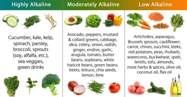 Image result for 50 Alkaline Foods to Balance Your Body Naturally to Fight Cancer, Heart Disease and More