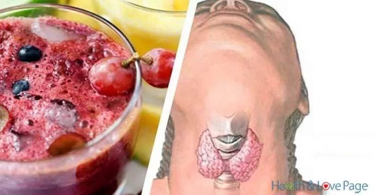 Drink This Juice to Lose Weight, Regulate Your Thyroid and Fight Inflammation