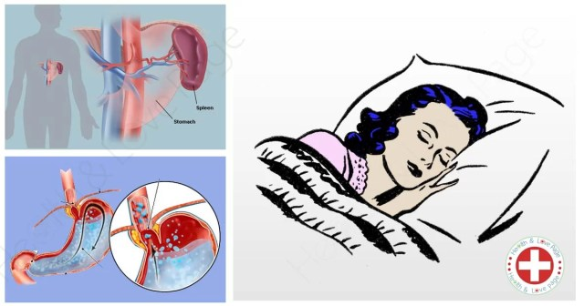 Image result for How Sleeping on Your Left Side Affects Your Health