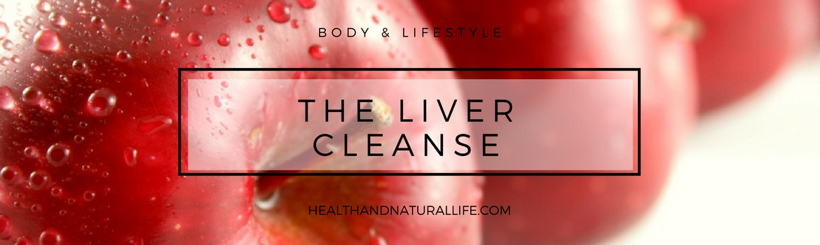 Natural Liver Cleanse With Olive Oil