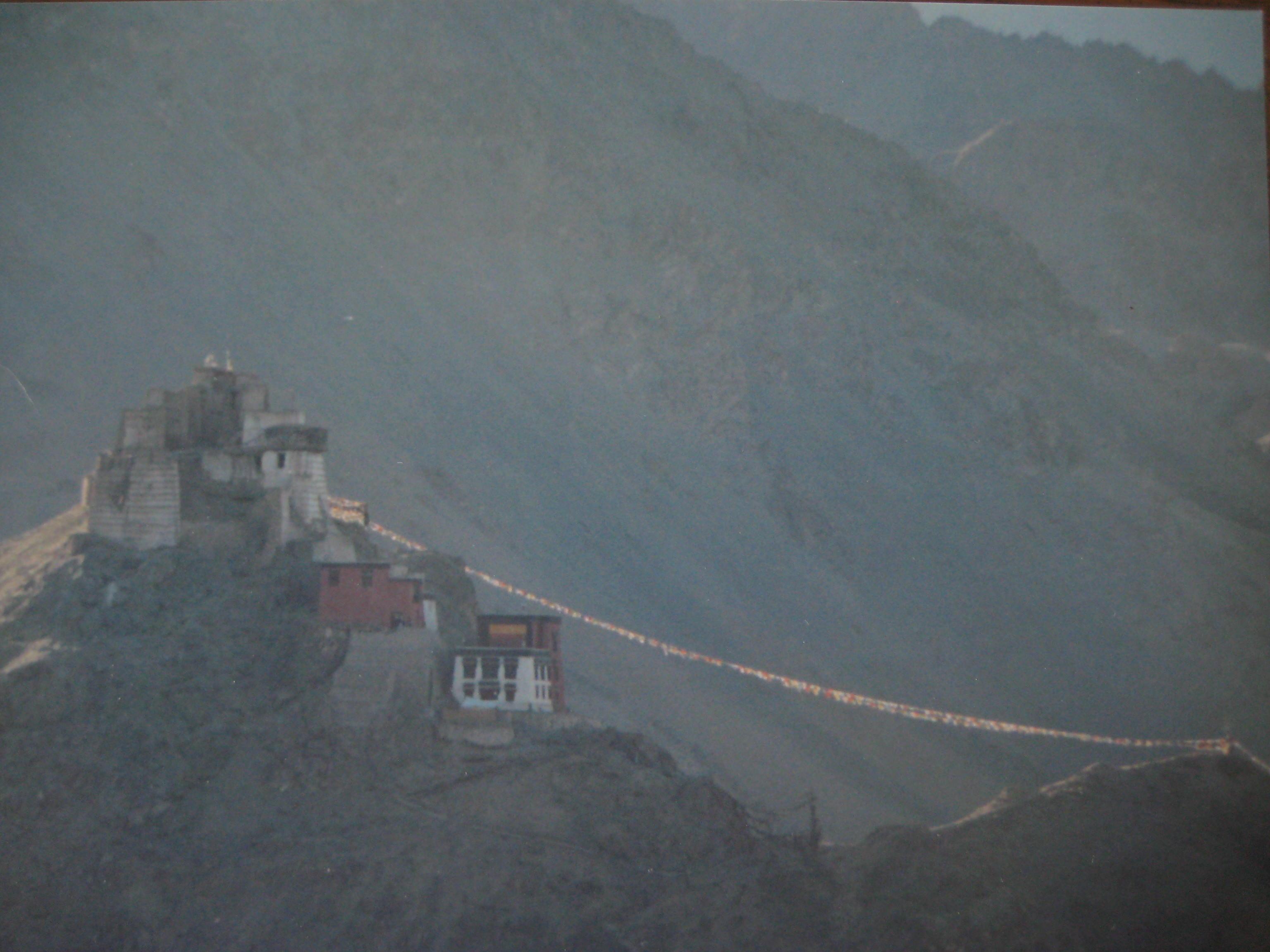 Early Morning in Leh