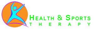 Health and Sports Therapy Logo