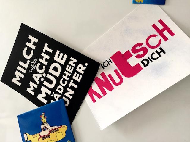Selbstmotivation mit Postkarten healthandthecity.de