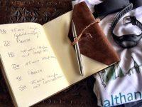 Ausdauertraining richtig planen mit einem Terminkalender healthandthecity.de