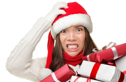 Season of Joy? Actually, Season of Stress for 88 Percent of Americans