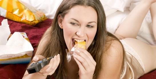 Binge Eating to Fight Boredom?