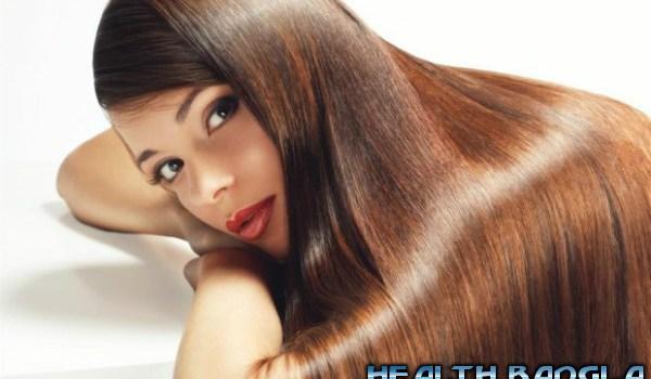 Silky Smooth Hair