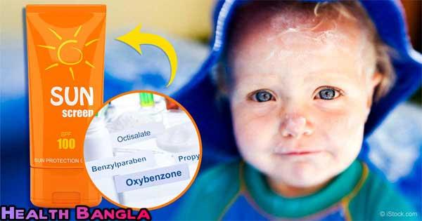 Sunscreen-Harm