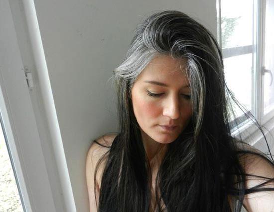 white-hair-problem