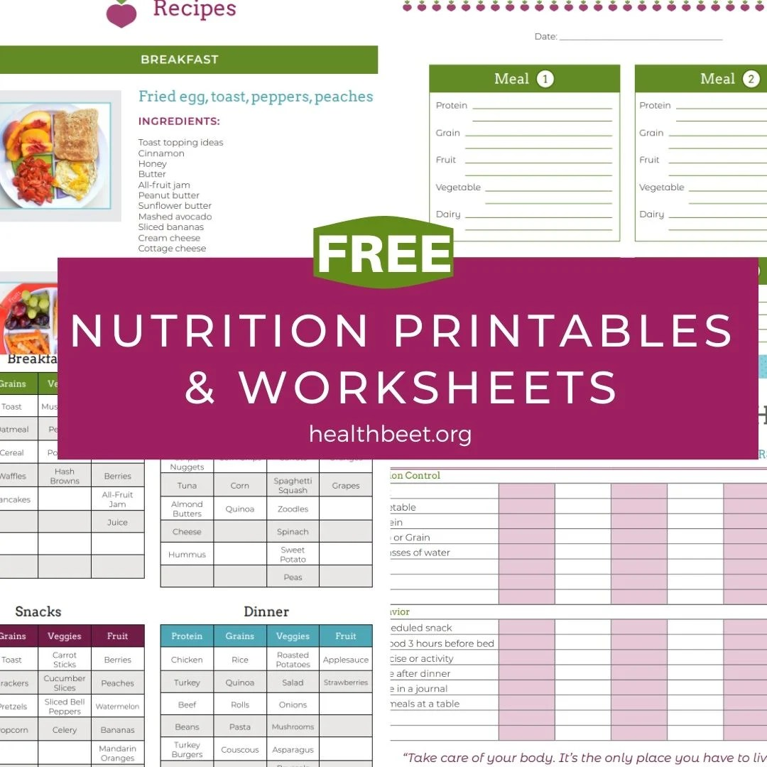 Free Worksheets And Printables