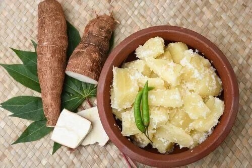 Health benefits of cassava