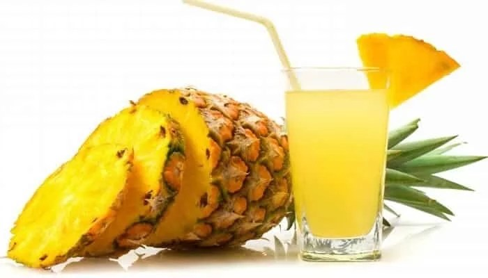10 shocking health benefits of pineapple juice