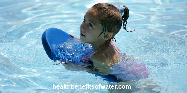 Health benefits of swimming for kids
