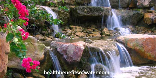 Water Features - 5 good reasons to use them in your environment
