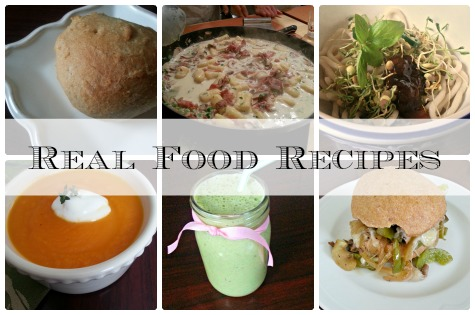 A Collection of Real Food Recipes www.thatswhatieat.com