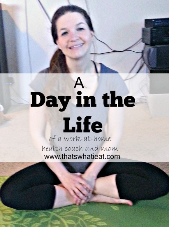 A Day in the Life www.thatswhatieat.com