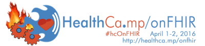 health.camp/onfhir, Washington DC, April 1-2, 2016