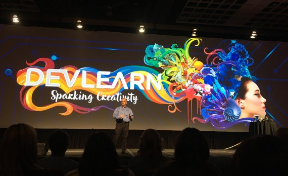 DevLearn 2016, David Kelly, senior vice president and executive director of The eLearning Guild
