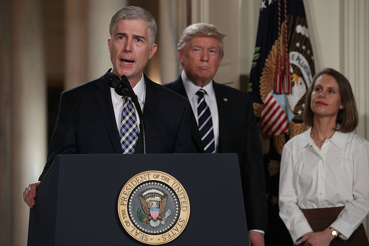 What Trump's US Supreme Court pick means for women's health