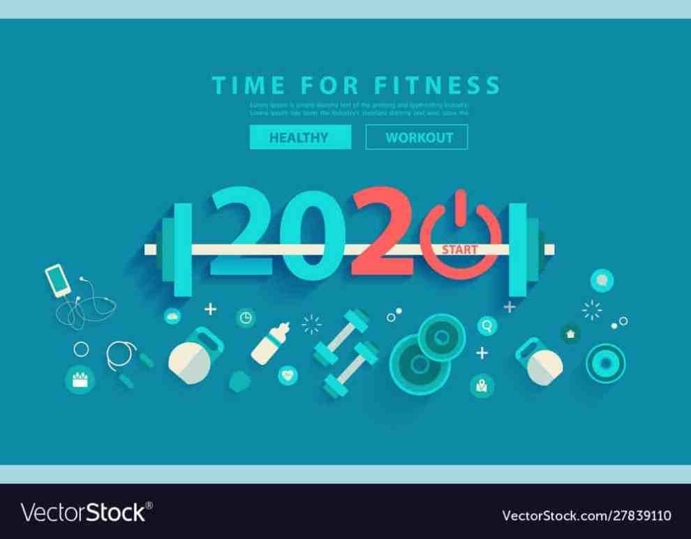 New Year Workout Plan 2020