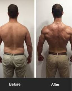 Pull-Ups Before and After