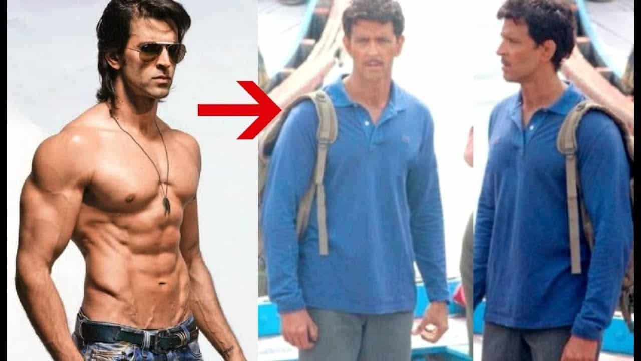 Hrithik Roshan Body Transformation for super 30