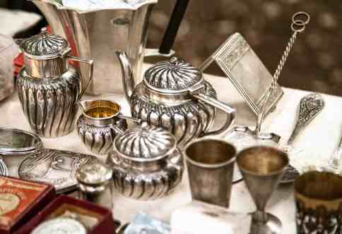 Benefits of Eating food In Silver Utensils - Looking Rich