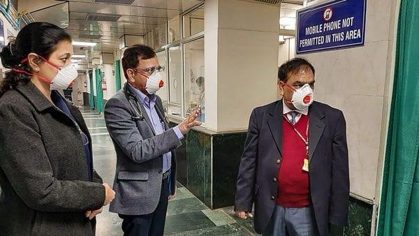 Coronavirus Come In India - Protection