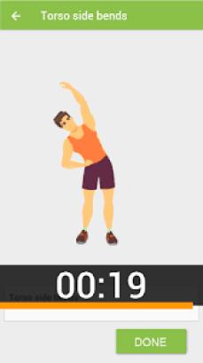 Daily Senior Fitness Exercise