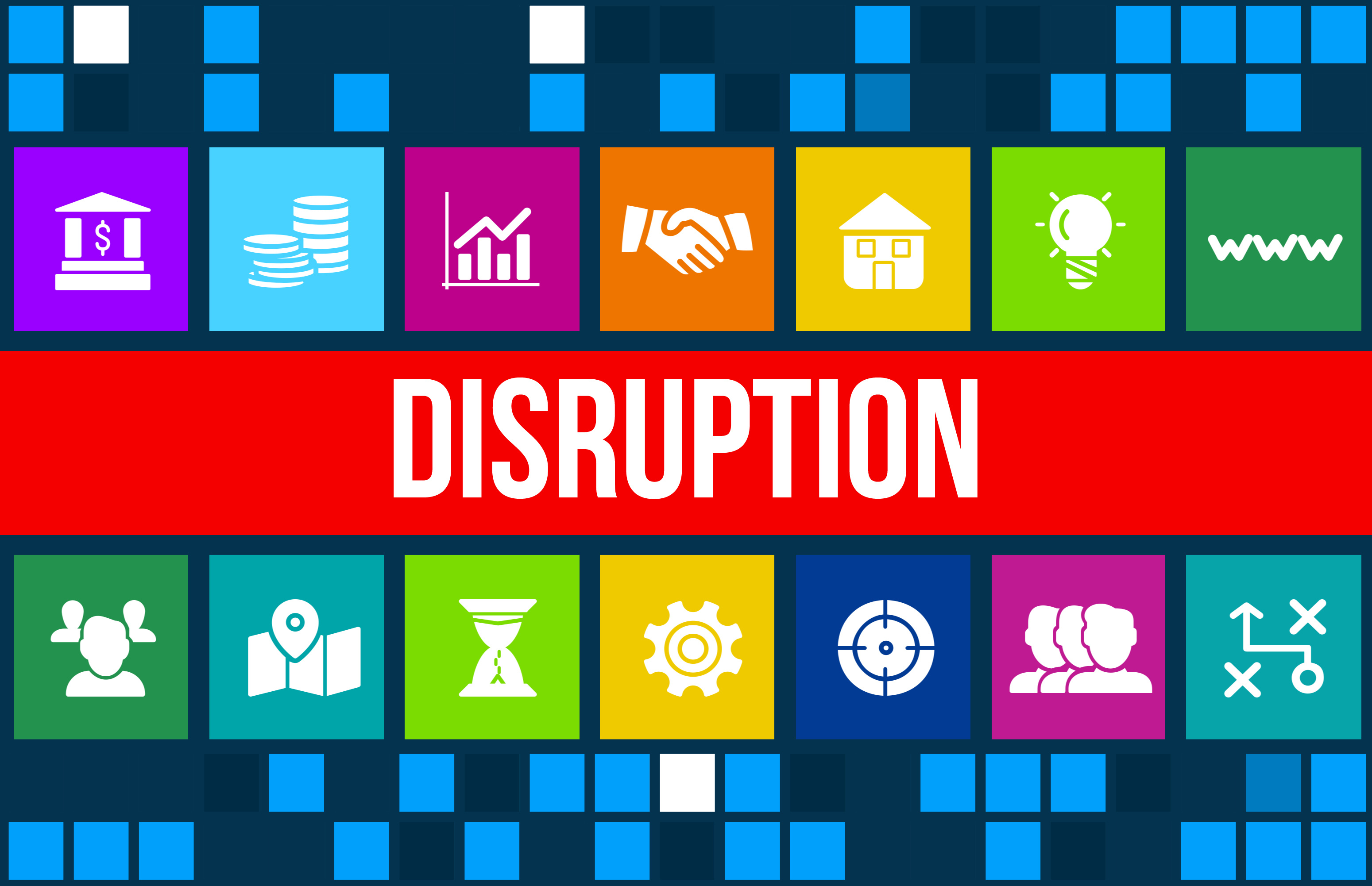Image result for healthcare disruptors