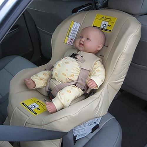 The Jefferson Car Seat in Michigan USA