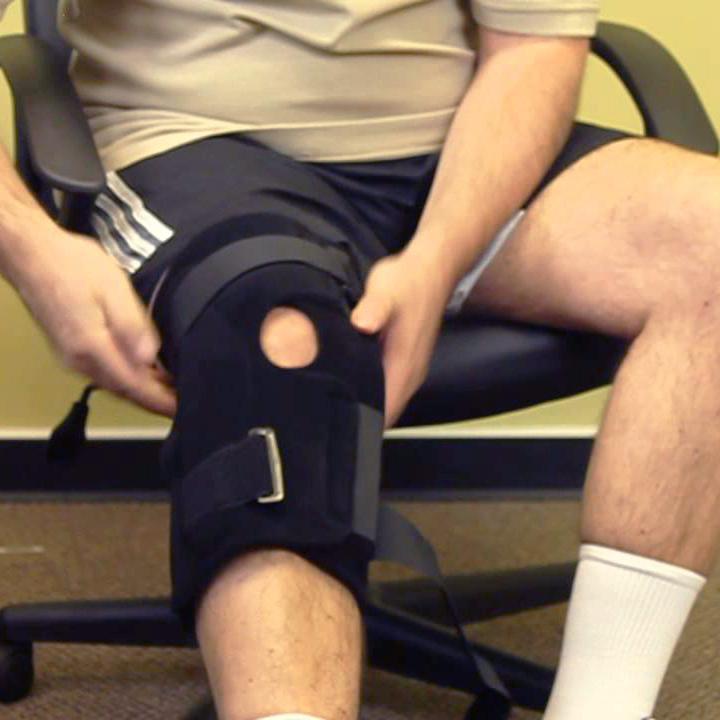 Comfortland Universal Hinged Knee Brace in Michigan USA