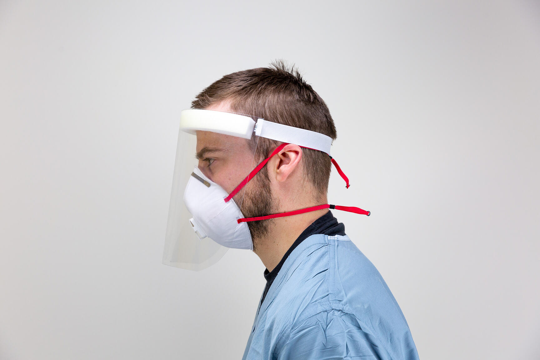 Face Shield Medical Grade Safety Protection Mask | Made In USA
