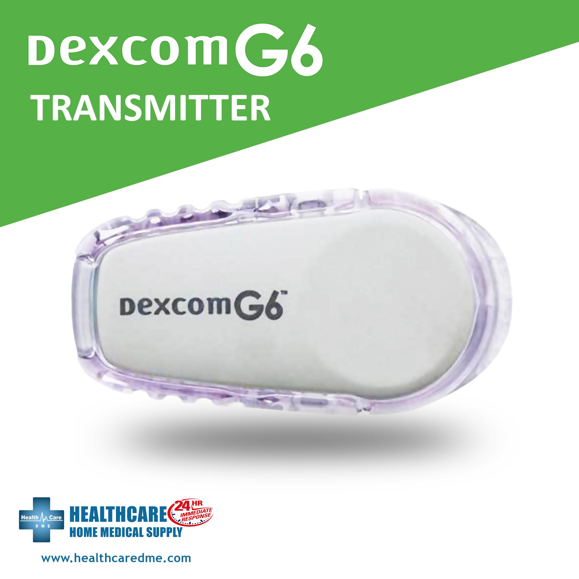 DEXCOM G6 TRANSMITTER   Michigan USA Diabetes Continuous Glucose Monitoring System DEXCOM G6 TRANSMITTER
