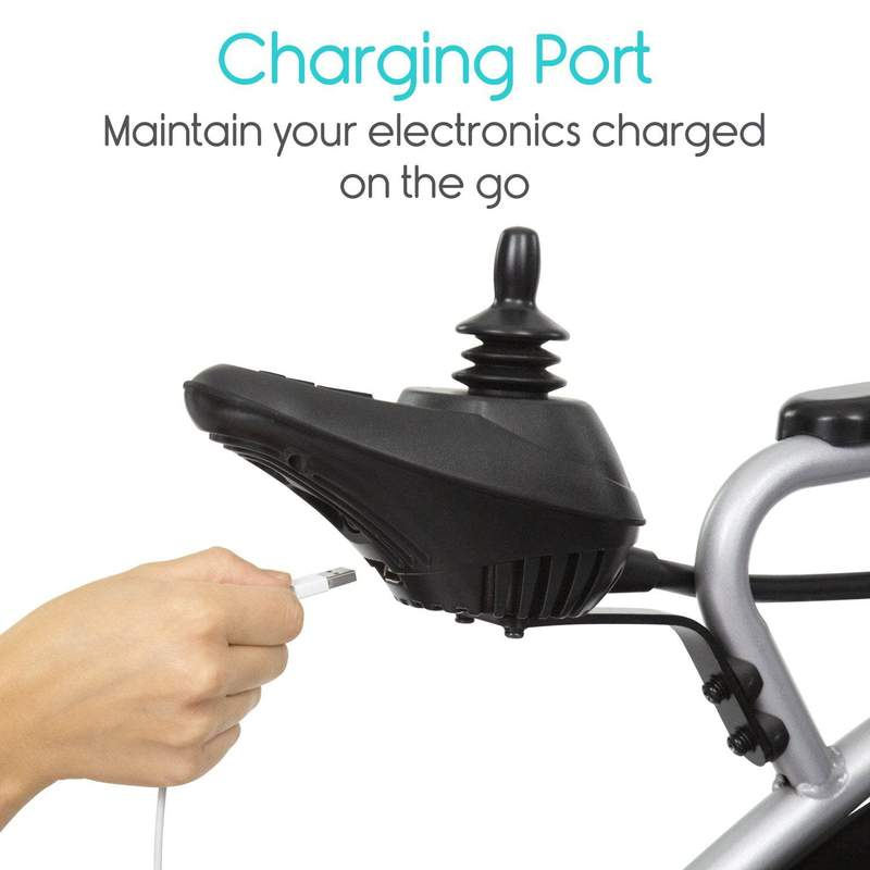 Compact Power Wheelchair   Michigan USA