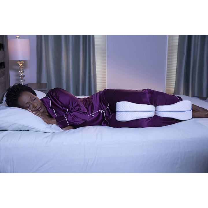 Contour Legacy Leg Support Pillow | Michigan USA
