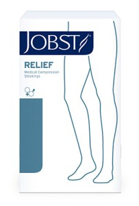 Jobst Relief 30-40 mmHg Closed Toe Knee High Extra Firm Compression Stockings Available in Michigan USA