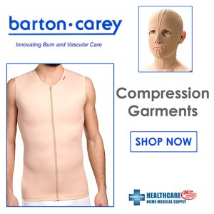 Barton Carey Therapeutic compression garments in Michigan USA
