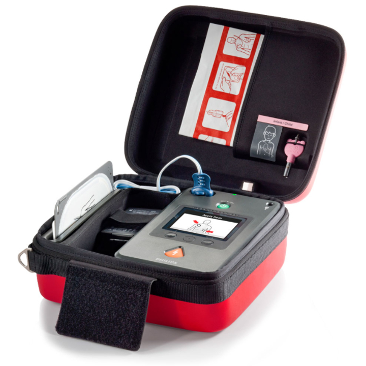 Philips HeartStart FR3 Soft System Case - 989803179161 in Michigan USA