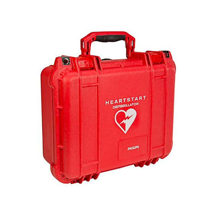 Philips OnSite/Home/FRx Plastic Waterproof Shell Carry Case - 989803110251 in Michigan USA