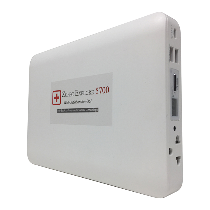 Zopec EXPLORE 5700 Travel CPAP Battery Available in Michigan USA