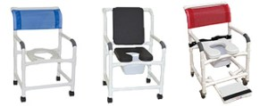 MJM INTL MID Size Shower Chairs in Michigan USA