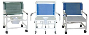 MJM INTL Wide Shower Chairs in Michigan USA